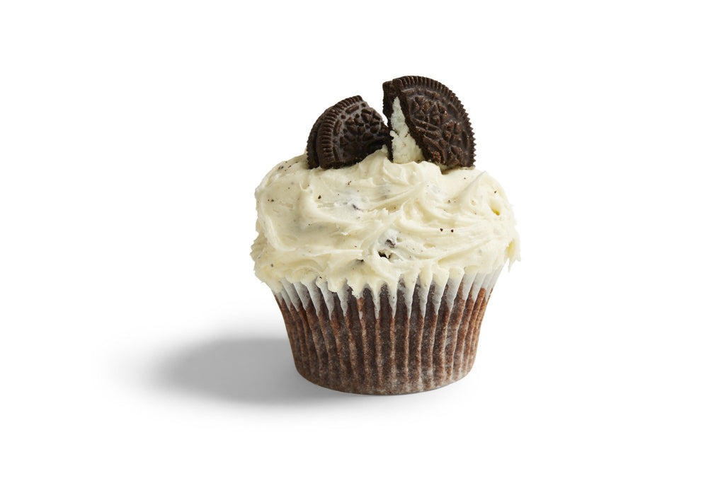 Cookies and Cream Cupcakes (Reward)
