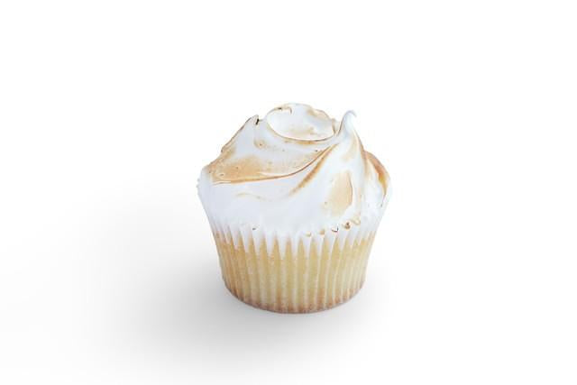Monthly Special: Lemon Meringue Cupcakes