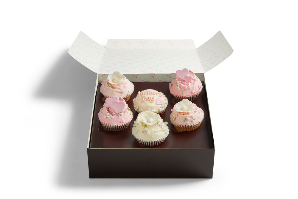 Vegan Mother's Day Cupcake Selection Box
