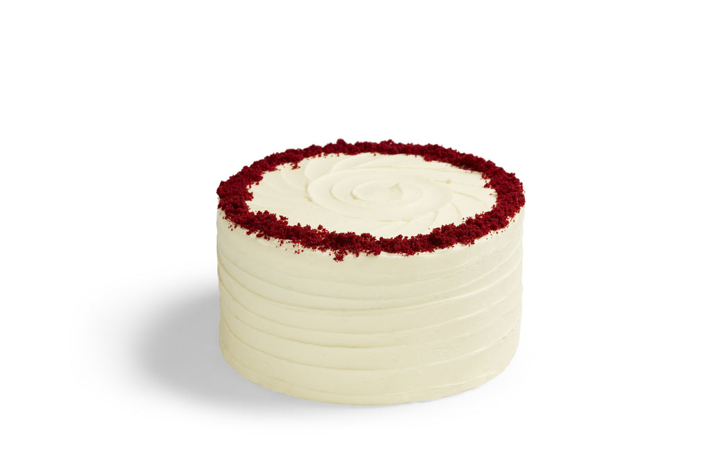 Made Without Gluten - Red Velvet Cake