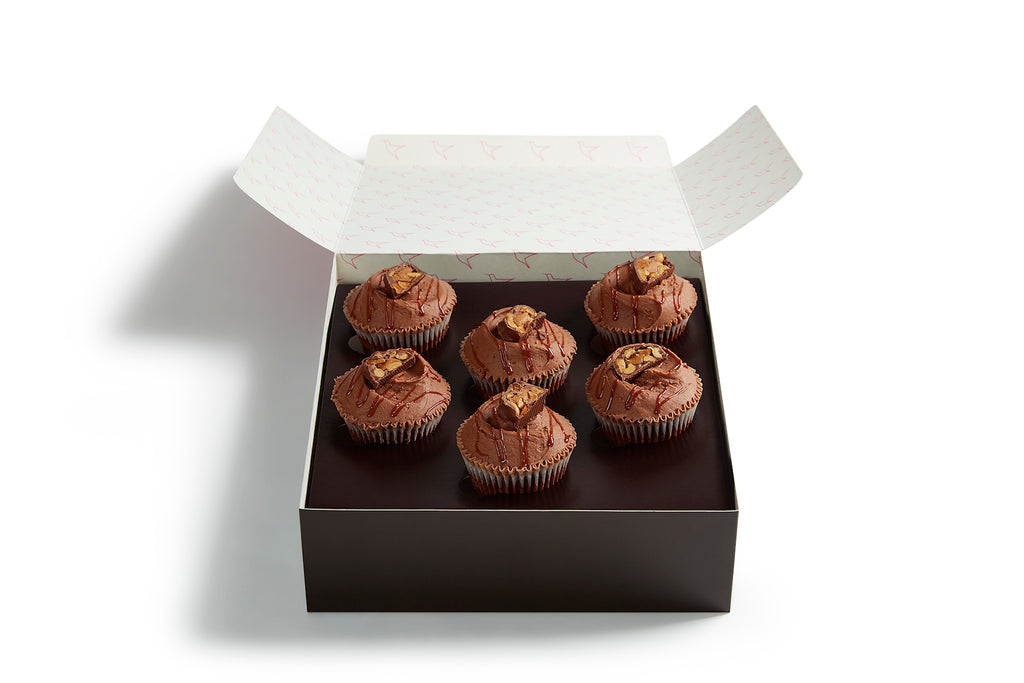 Small Monthly Special Box: Reese's Cupcakes