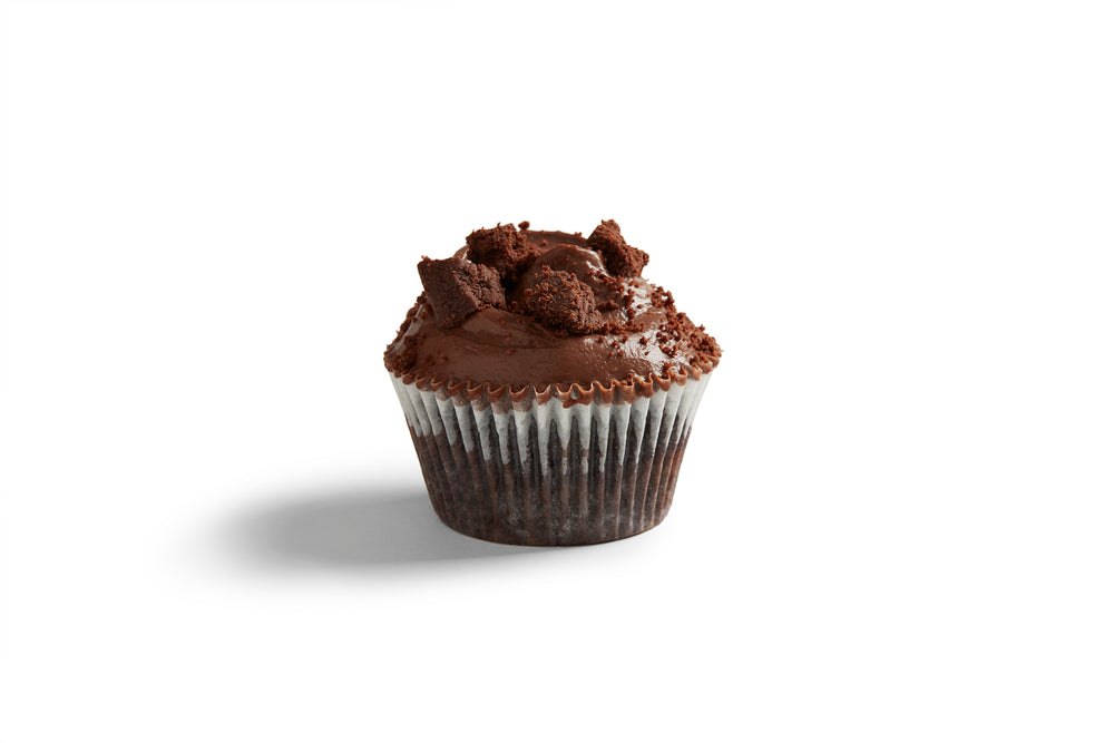 Monthly Special: Triple Chocolate Cupcakes