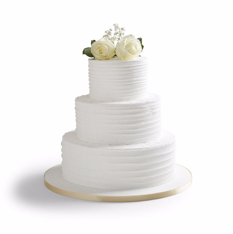 Wedding Band Cake