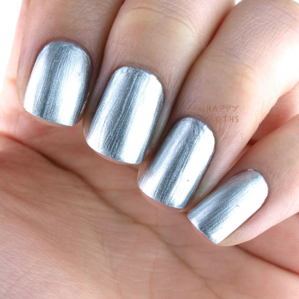 Metallic Matte Nail Polish