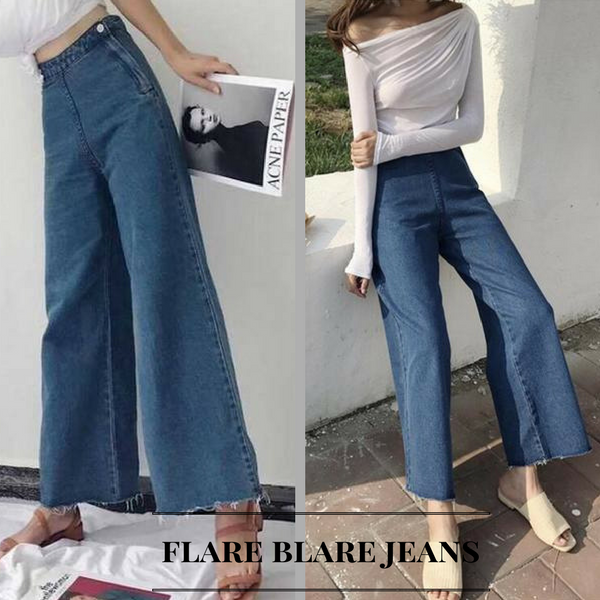 Flare Blare Jeans