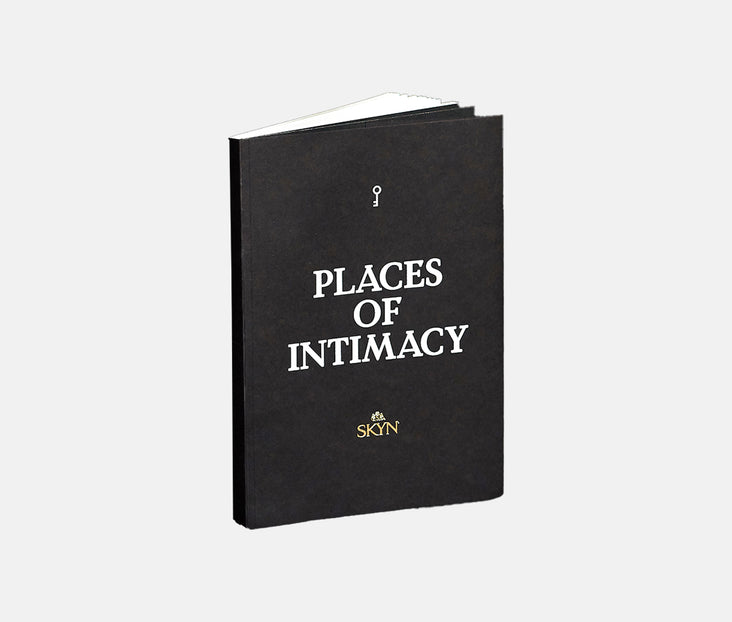 SKYN® PLACES OF INTIMACY (HARD COPY GUIDE BOOK)