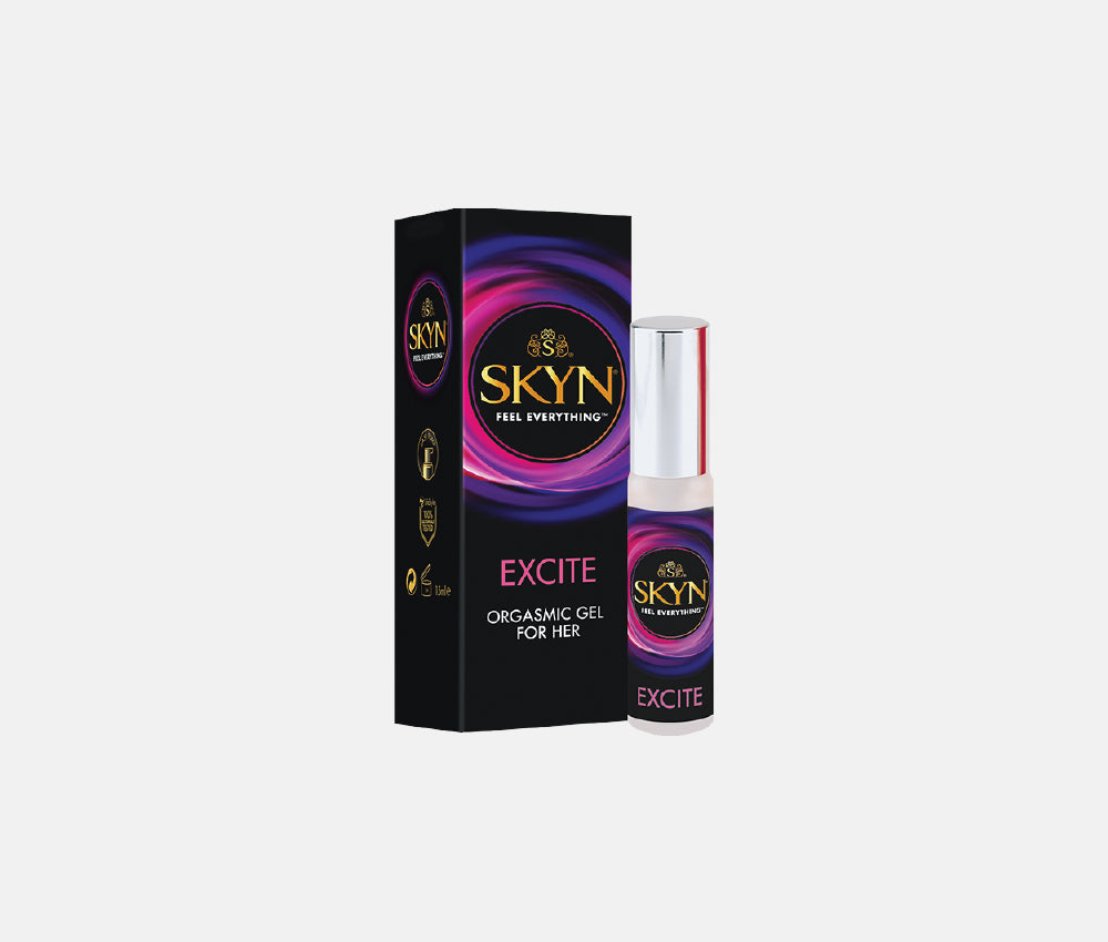 SKYN® Excite Orgasmic Gel for Her 15ml