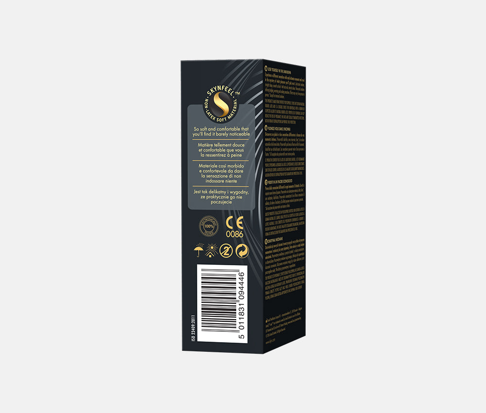 SKYN® UNKNOWN PLEASURES LIMITED-EDITION 14 PACK OF NON LATEX CONDOMS