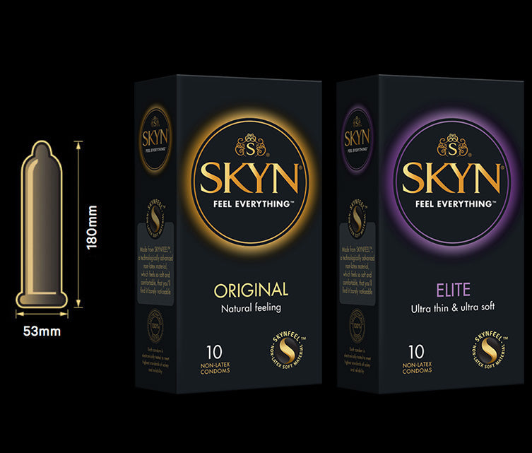 Find Your Best Fit Perfect Condoms Size Chart Skyn Condoms Uk
