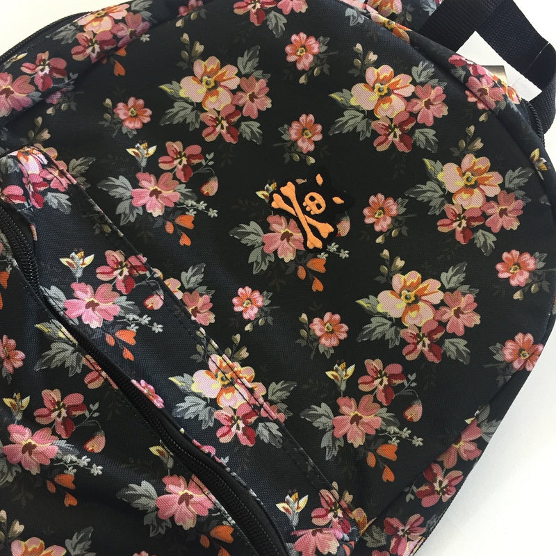 Faded Floral backpack - Pig Emporium