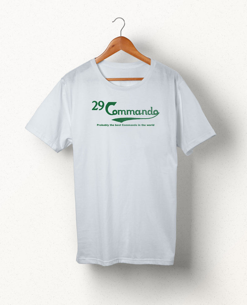 29 Commando Probably The Best Unisex T Shirt - Pig Emporium
