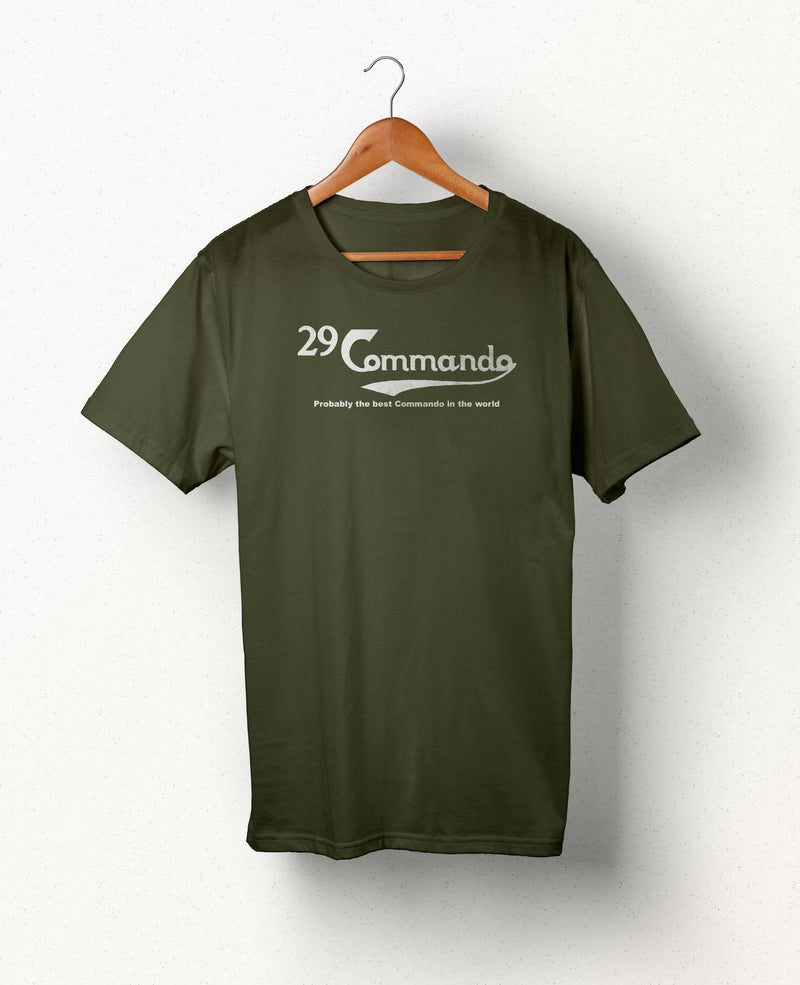 29 Commando Probably The Best Unisex T Shirt
