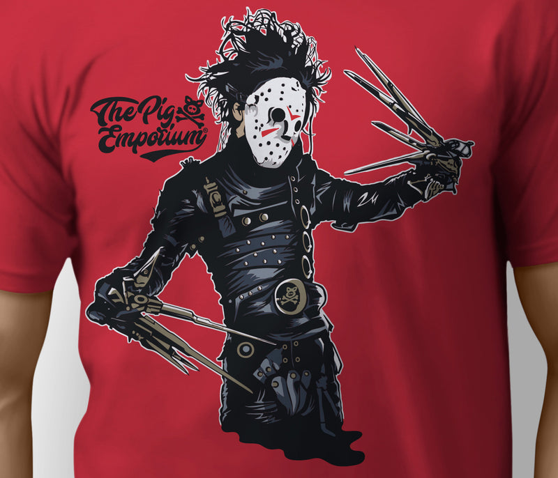 Jason Scissor-Hands – Unisex T-shirts