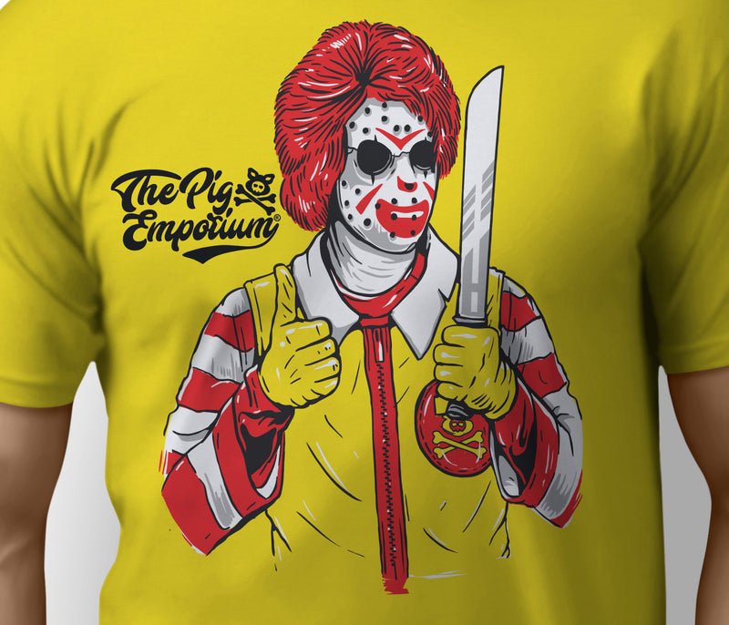 The 13th McKiller Clown– Unisex T-shirts