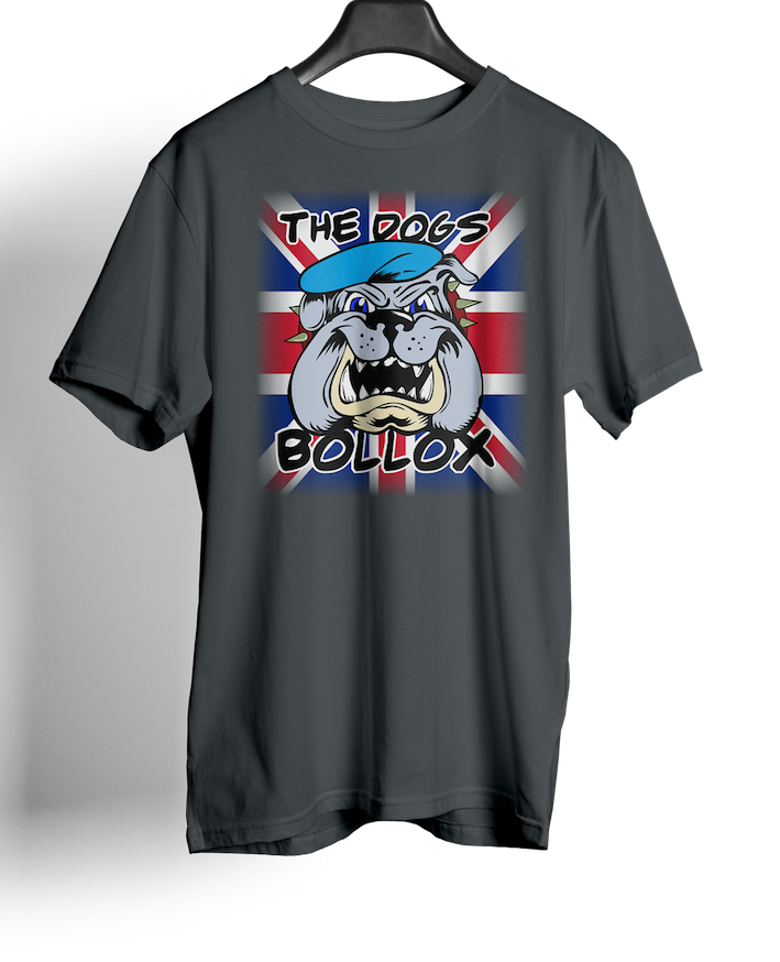 British Army Air Corps - Union Jack Flag; AAC Dogs Bollox - T-shirts - Pig Emporium