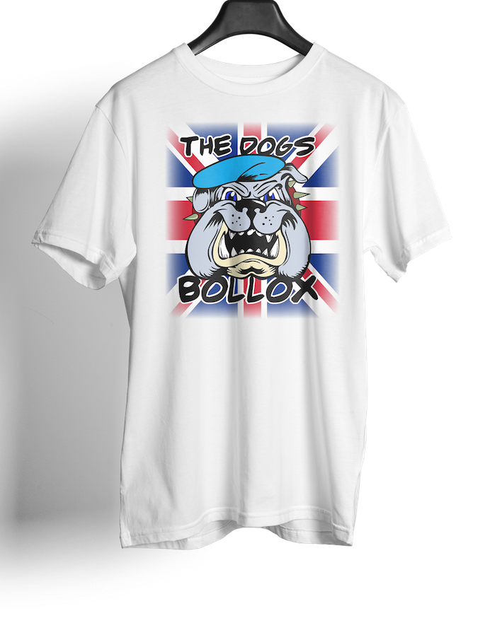British Army Air Corps - Union Jack Flag; AAC Dogs Bollox - T-shirts