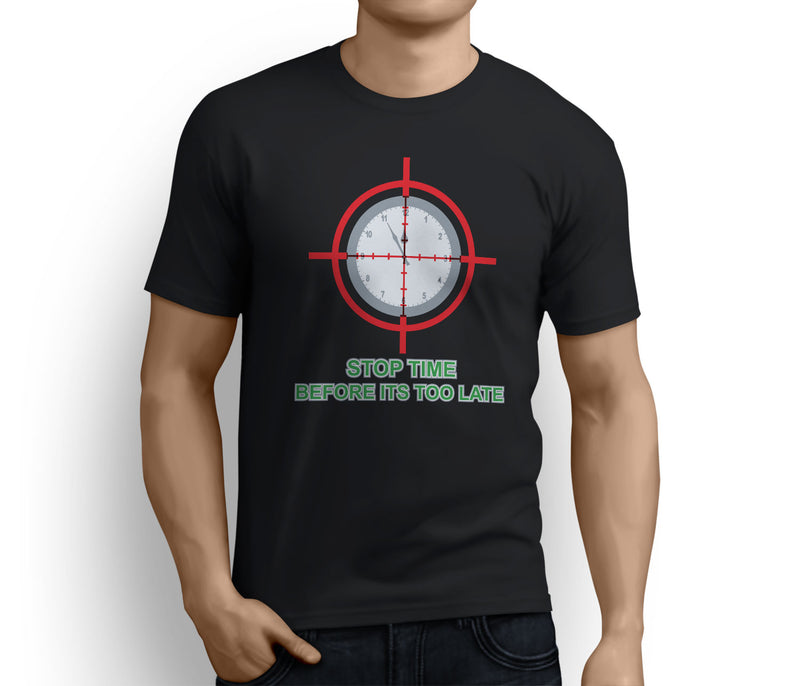 Stop Time – Unisex T-shirts