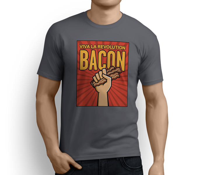 Viva La Bacon  – Unisex T-shirts