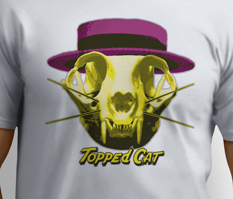 Topped Cat  – Unisex T-shirts