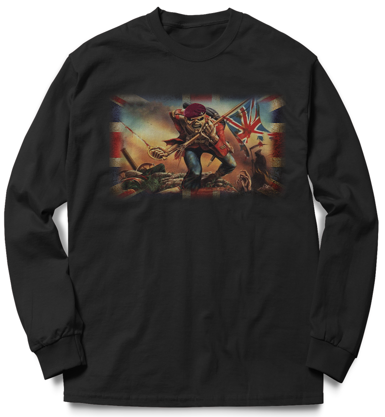 Airborne Forces The ParaTrooper – Trooper Inspired Crew Sweat - Pig Emporium