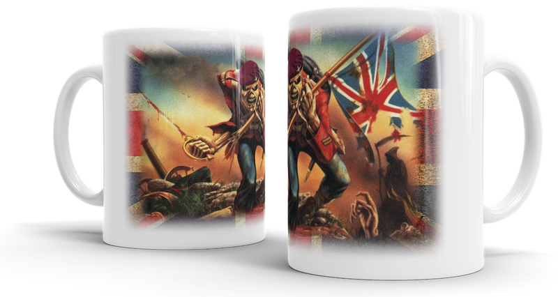 Airborne Forces The ParaTrooper – Trooper Inspired Mug - Pig Emporium