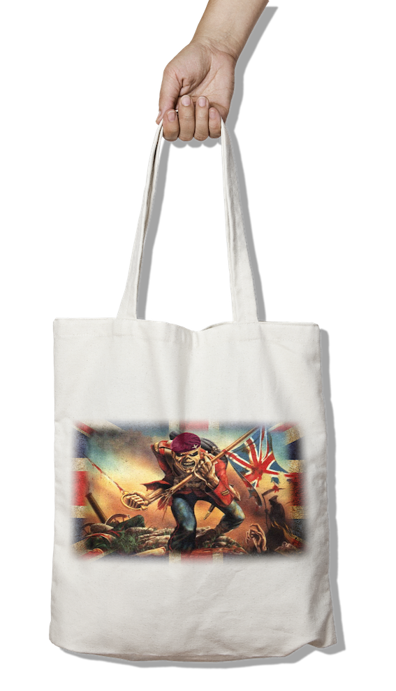 Airborne Forces The ParaTrooper – Trooper Inspired Tote Bag - Pig Emporium