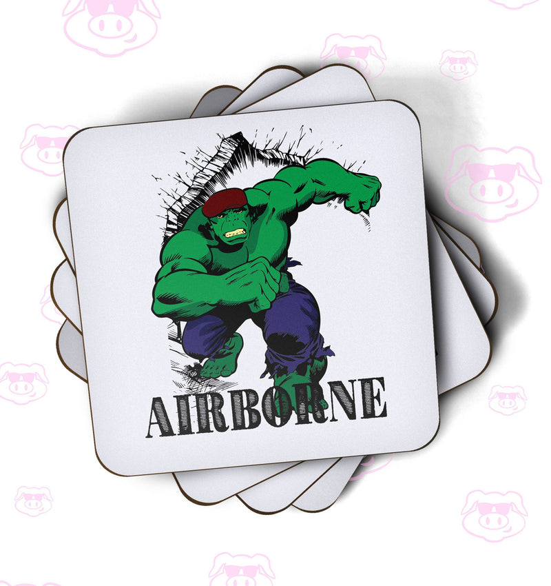 Airborne Forces Green Rage - Mug