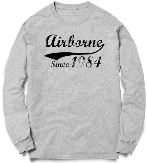 British Airborne Forces  Since - Crew Sweat