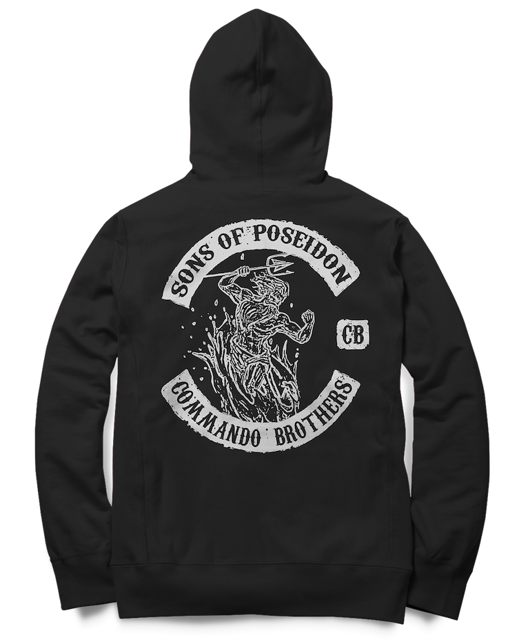 Sons of Poseidon - Commando Brothers Sweats