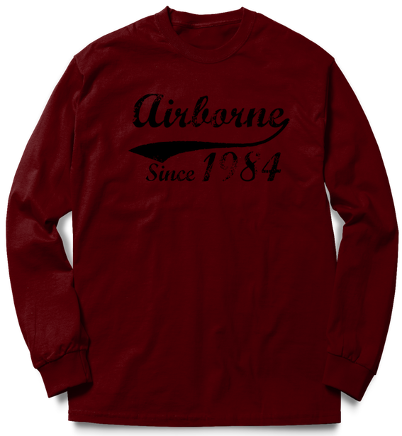British Airborne Forces  Since - Crew Sweat - Pig Emporium