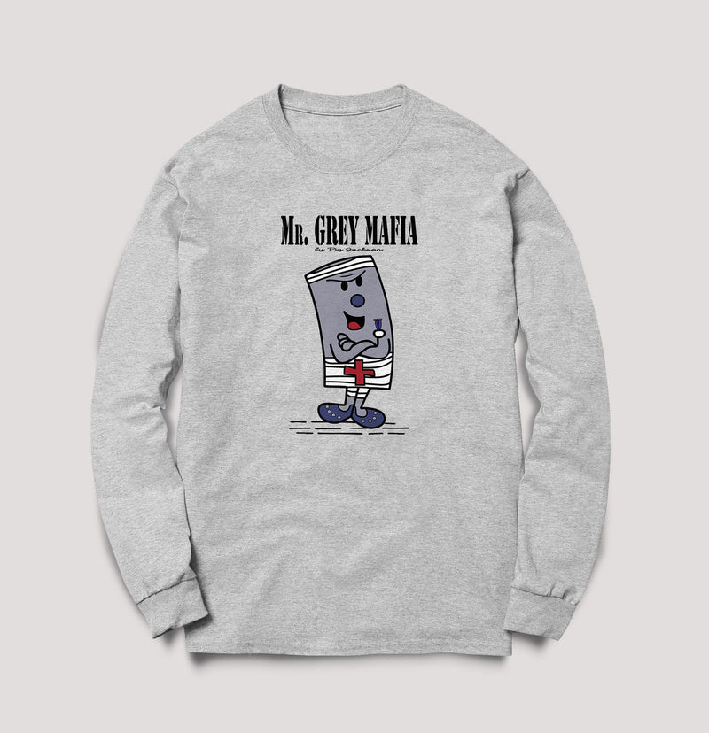 Limited Edition Mr. Grey Mafia- Sweats - Pig Emporium