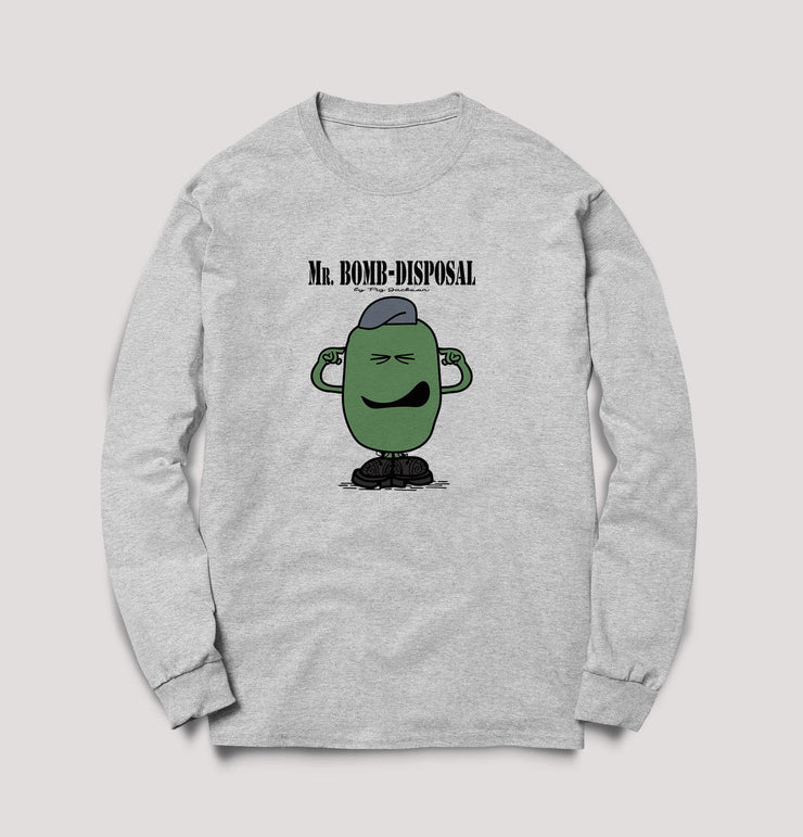 Limited Edition Mr. RAF Bomb Disposal - Sweats - Pig Emporium