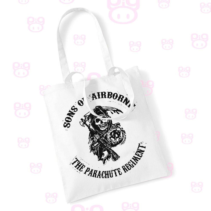 SOA Parachute Regiment Shopping Bags