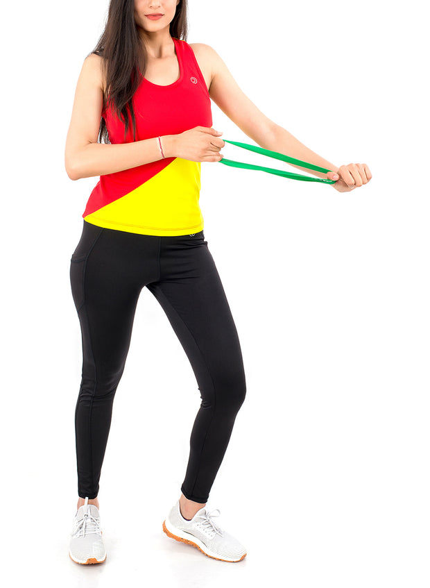 Mini Resistance Bands (Pack of 5)