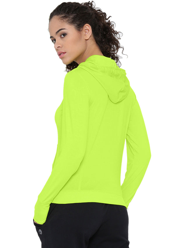 Shorts With Phone Pocket - Women's White - TRUEREVO