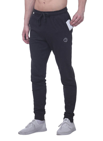 Training & Travel Jogger Pant with 2 Zippered side Pockets for Men - Graphite Grey - TRUEREVO
