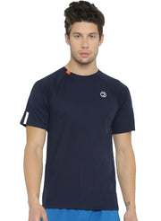 Ultra Light Running & Sports TEE- Men's Navy - TRUEREVO