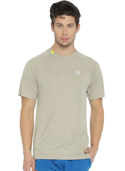 Ultra Light Running & Sports TEE- Men's Light Grey
