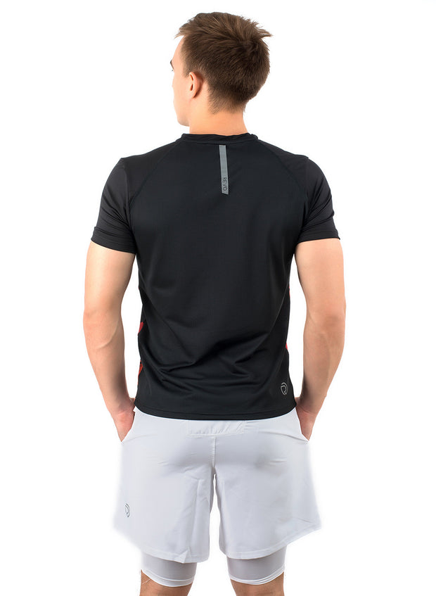 Core Technical Yoga & Training Tee - TRUEREVO
