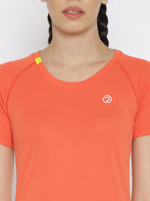 Ultra Light Running TEE - Women's Peach