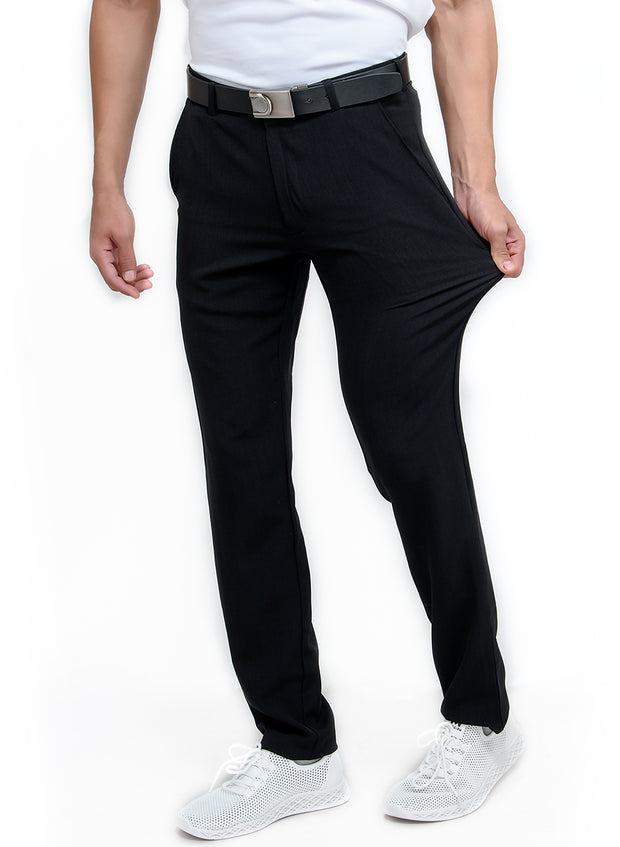 Pro Performance Stretch Golf Pant - Men's Black - TRUEREVO