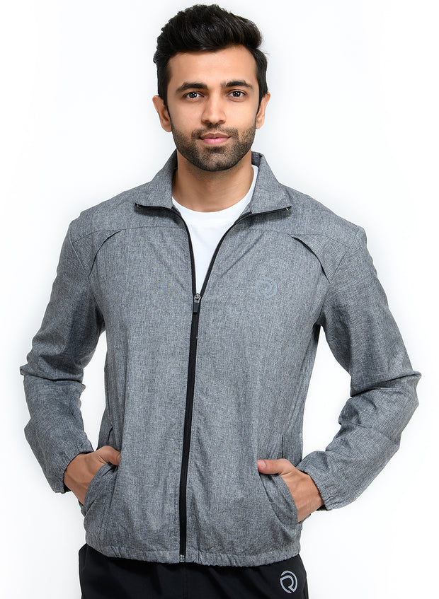 All Terrain Sports Jacket - Anthra Dark Grey - TRUEREVO