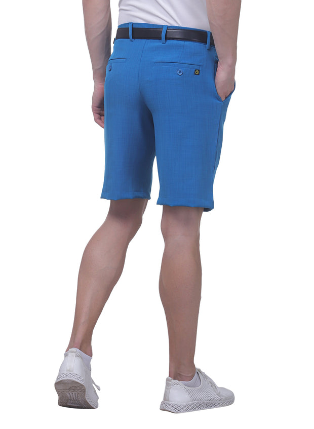 Pro Performance Stretch Golf Shorts - Men's Blue - TRUEREVO