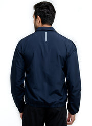 All Terrain Sports Jacket - Navy - TRUEREVO