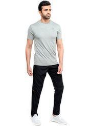 Dry Tech Light Running & Training Tshirt - Anthra Grey - TRUEREVO