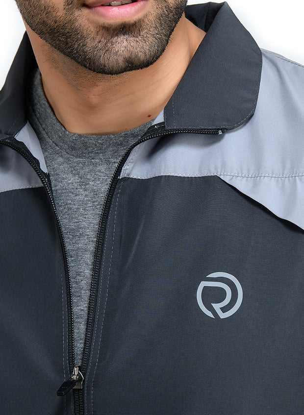 All Terrain Sports Jacket - Grey - TRUEREVO