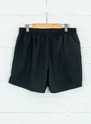"Women's 5"" Reflective Multi-purpose shorts - Black"