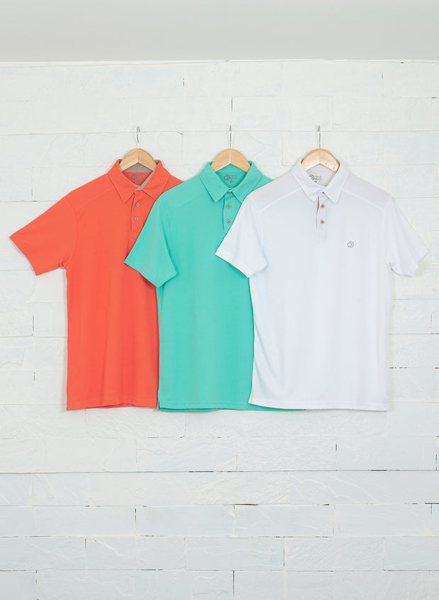 The Golf Polo (Pack Of 3)