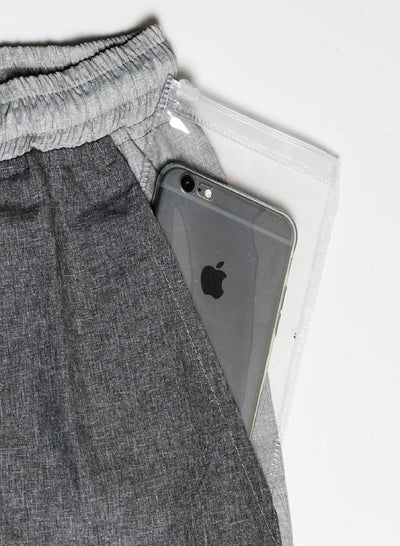 Water Resistant Pouch for ALL Smartphone Bottoms