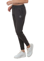 Training & Travel Jogger Pant with 2 Zippered side Pockets - Black - TRUEREVO